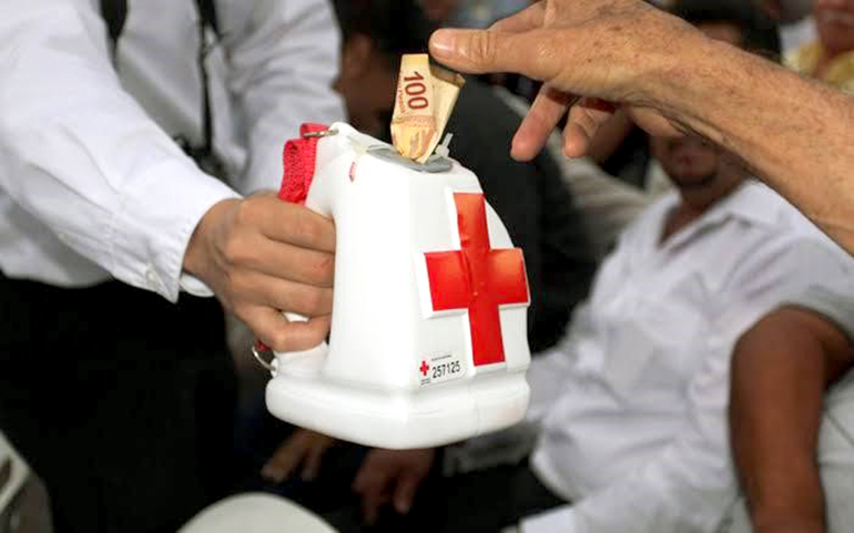 Inicia Colecta Anual de Cruz Roja en Zacatlán
