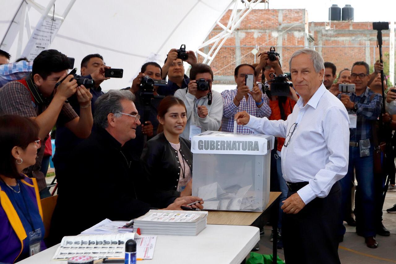 EL FUTURO, EN MANOS DE LOS CIUDADANOS: ENRIQUE CÁRDENAS