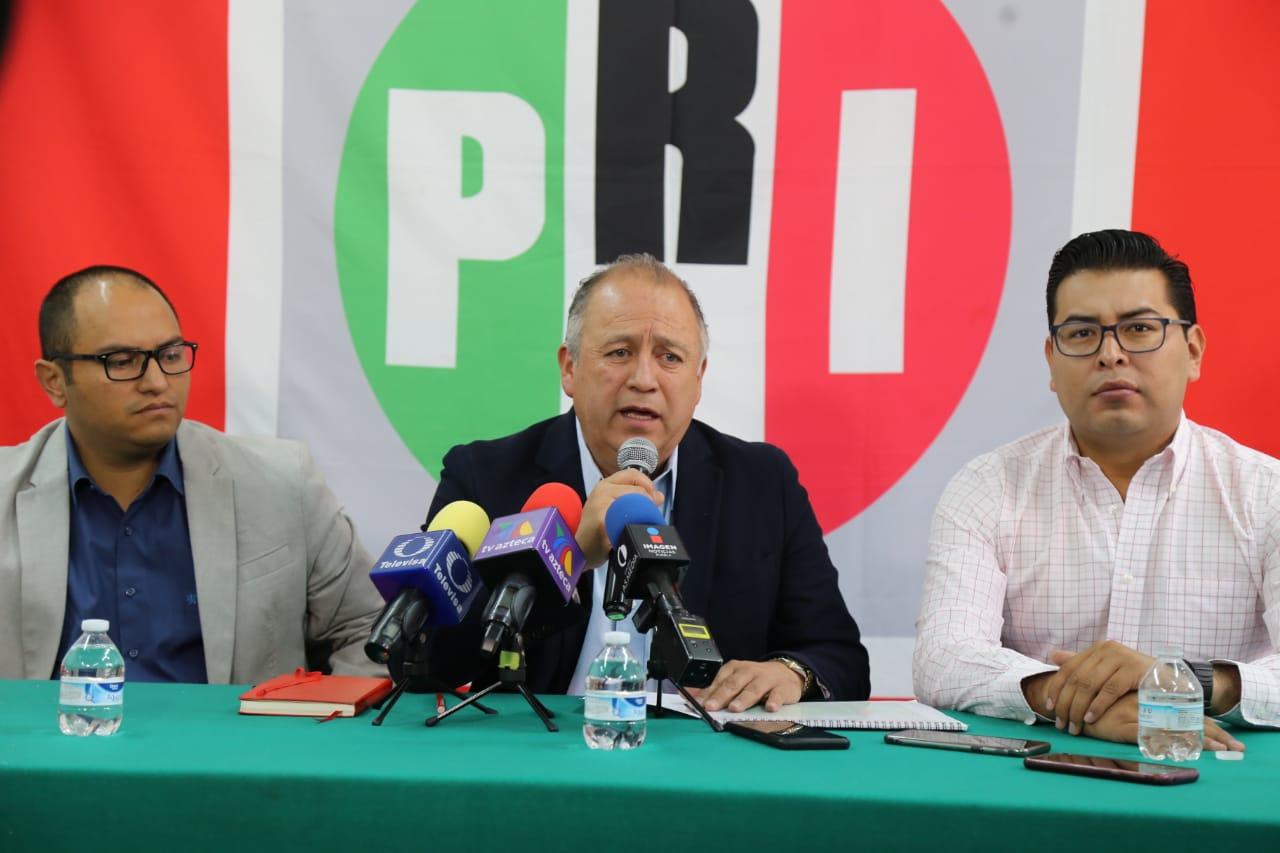 PARTICIPA EL 23.4% DE LOS PRIISTAS DE PUEBLA EN LA ELECCIÓN INTERNA