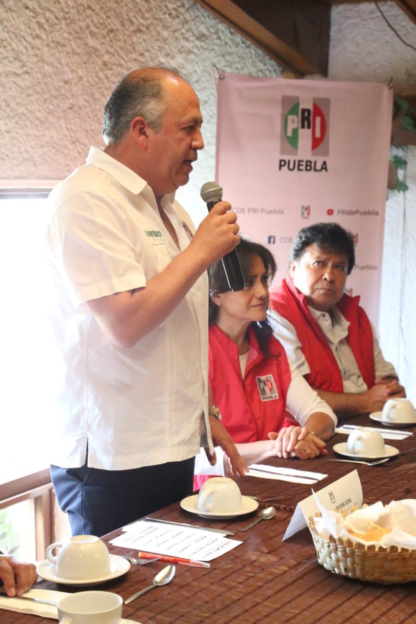 INVESTIGAR DEUDA DE RMV Y AGF ES DEBER DE BARBOSA: PRI
