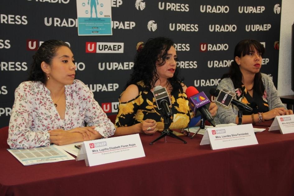 UPAEP ORGANIZA SU 5º CONGRESO INTERNACIONAL DE NUTRICIÓN CLÍNICA
