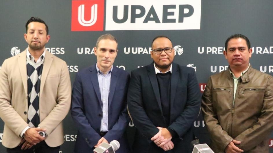 INVESTIGADORES DE LA UNIVERSIDAD DE VALLADOLID Y UNIVERSIDAD CATÓLICA DE EL SALVADOR , TRABAJAN CON ACADÉMICOS DE UPAEP