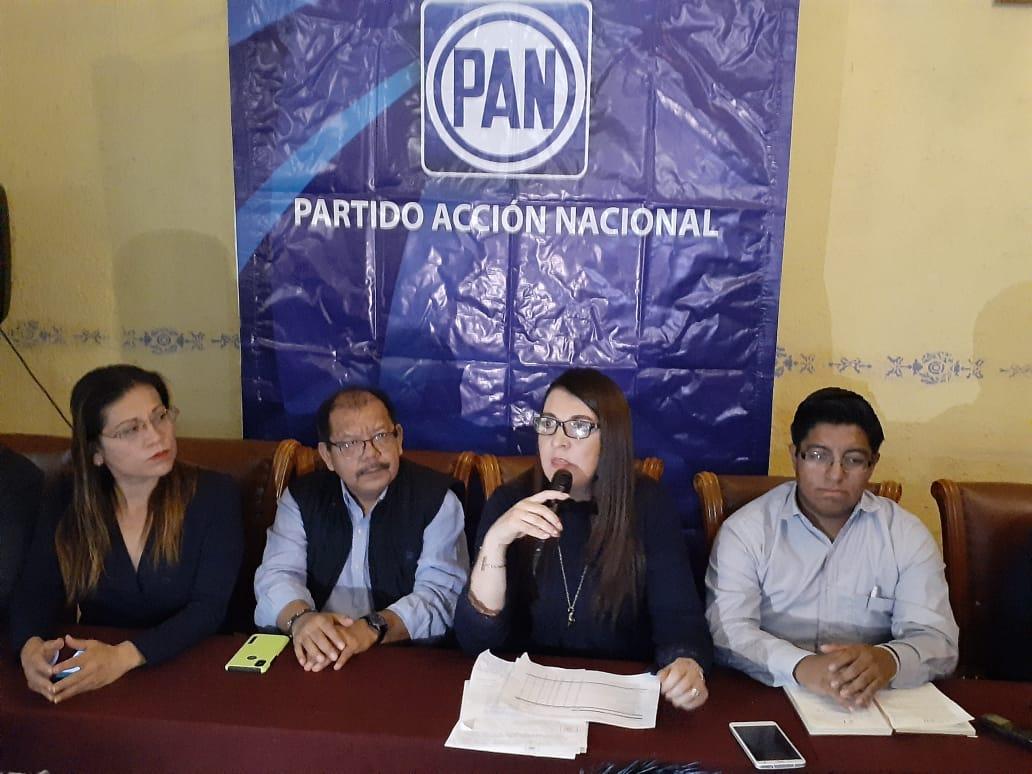 CIUDADANÍA DE TEHUACÁN EXIGE RESULTADOS Y QUE TERMINE LA INGOBERNABILIDAD EN EL MUNICIPIO: CONSEJEROS DEL PAN