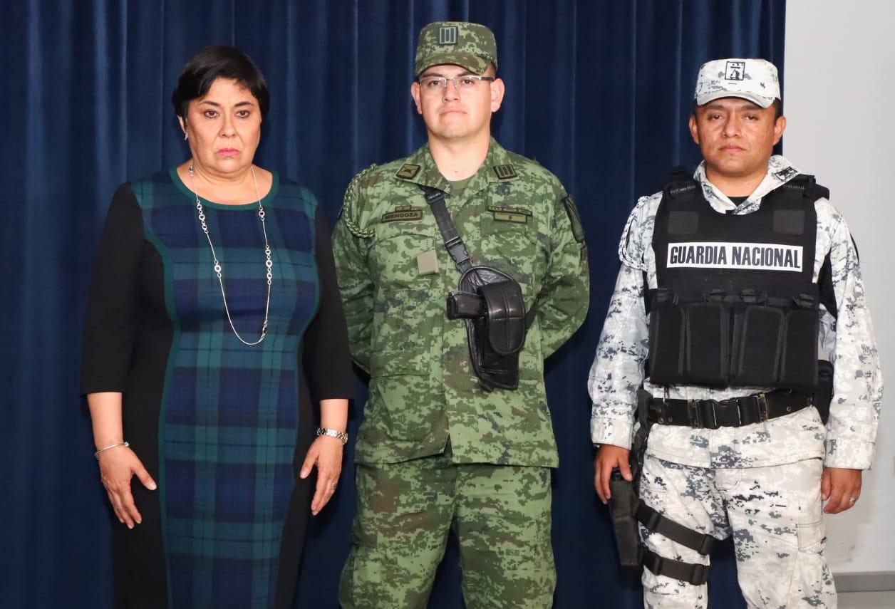 REPORTÓ SSC DE PUEBLA 26 PERSONAS DETENIDAS DURANTE LOS SUCESOS REGISTRADOS EN LA COLONIA MINERALES DE GUADALUPE SUR