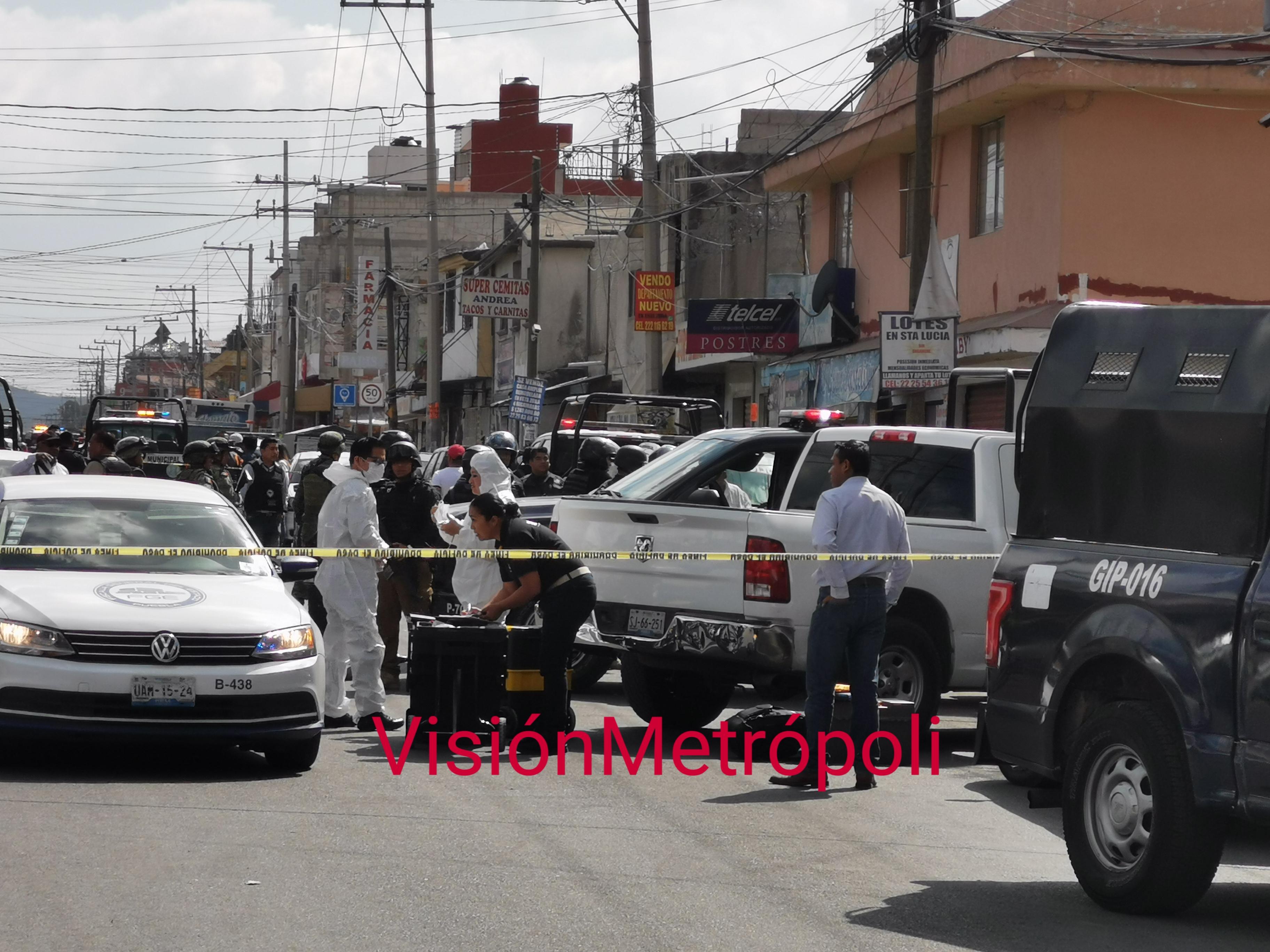 UN POLICÍA MUERTO TRAS BALACERA EN MINERALES DEL SUR