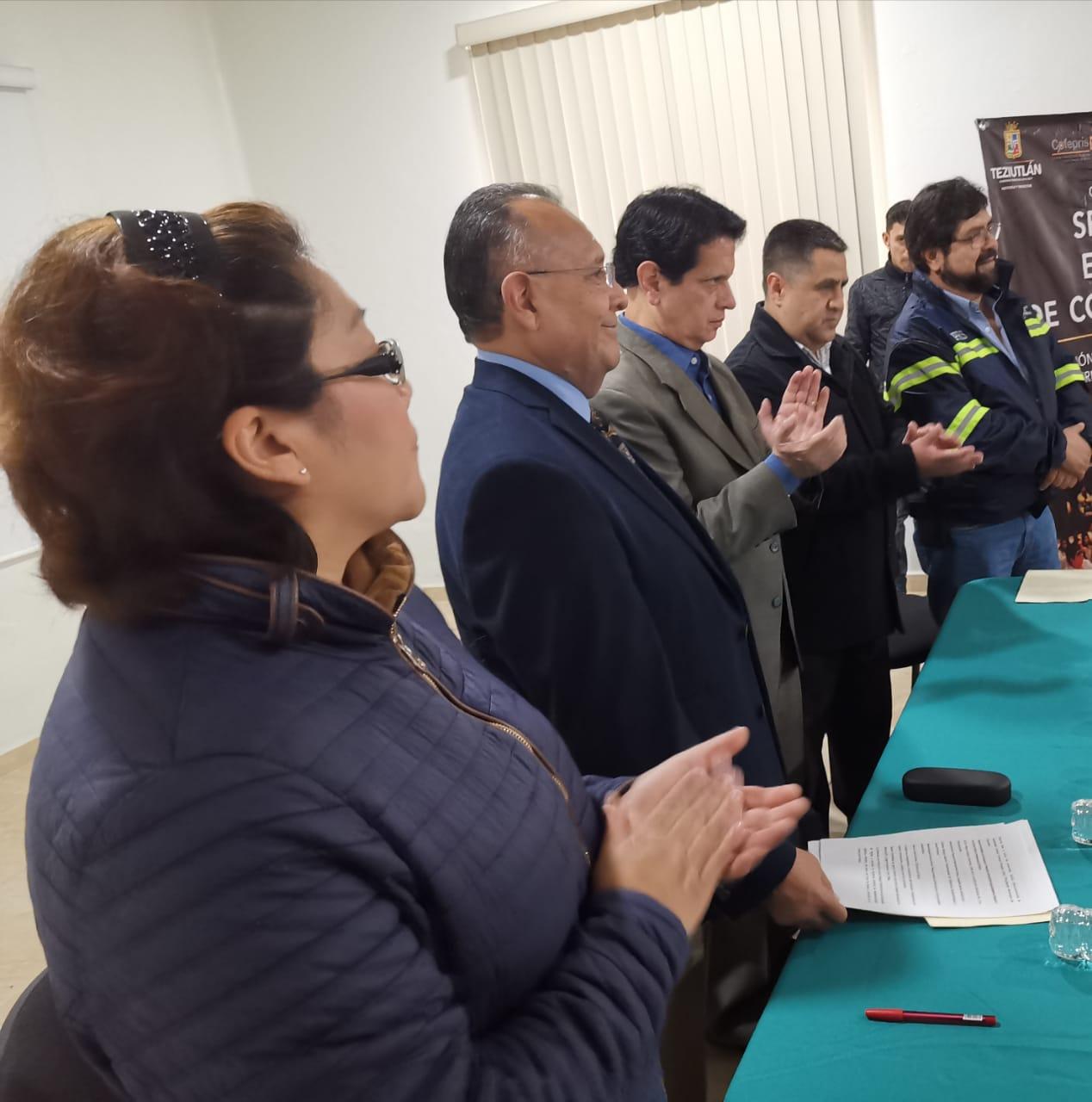 REALIZA SECRETARÍA DE SALUD LA SEMANA JURISDICCIONAL PARA LA PROTECCIÓN DE RIESGOS SANITARIOS