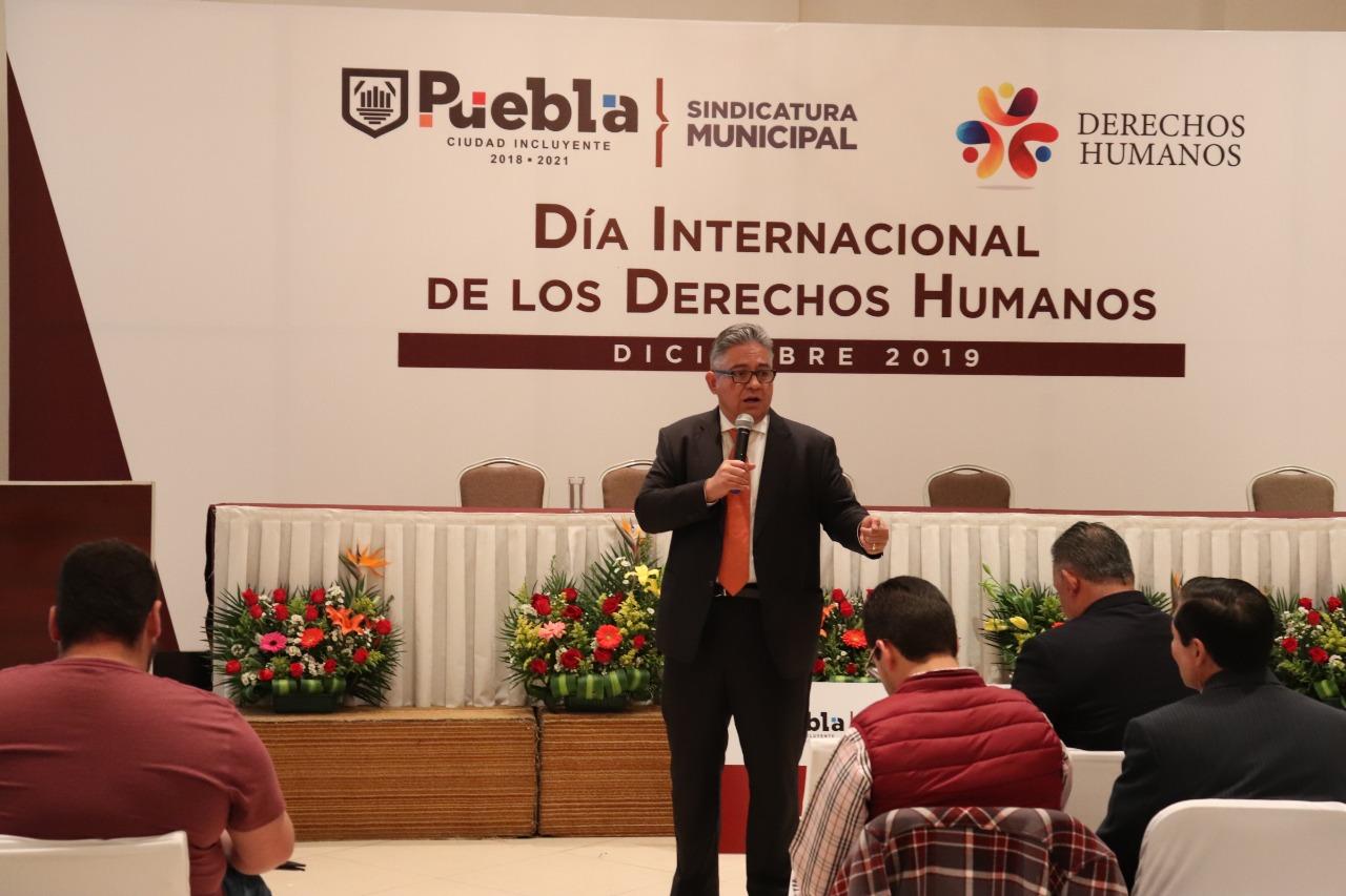 GOBIERNO DE LA CIUDAD CONMEMORA EL DÍA INTERNACIONAL DE LOS DERECHOS HUMANOS