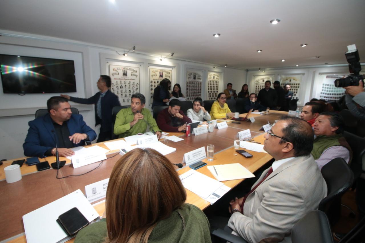 DIPUTADOS APRUEBAN EN COMISIÓN , PROYECTO DE DICTAMEN DE LA INICIATIVA DE LEY DE EGRESOS DEL ESTADO DE PUEBLA 2020