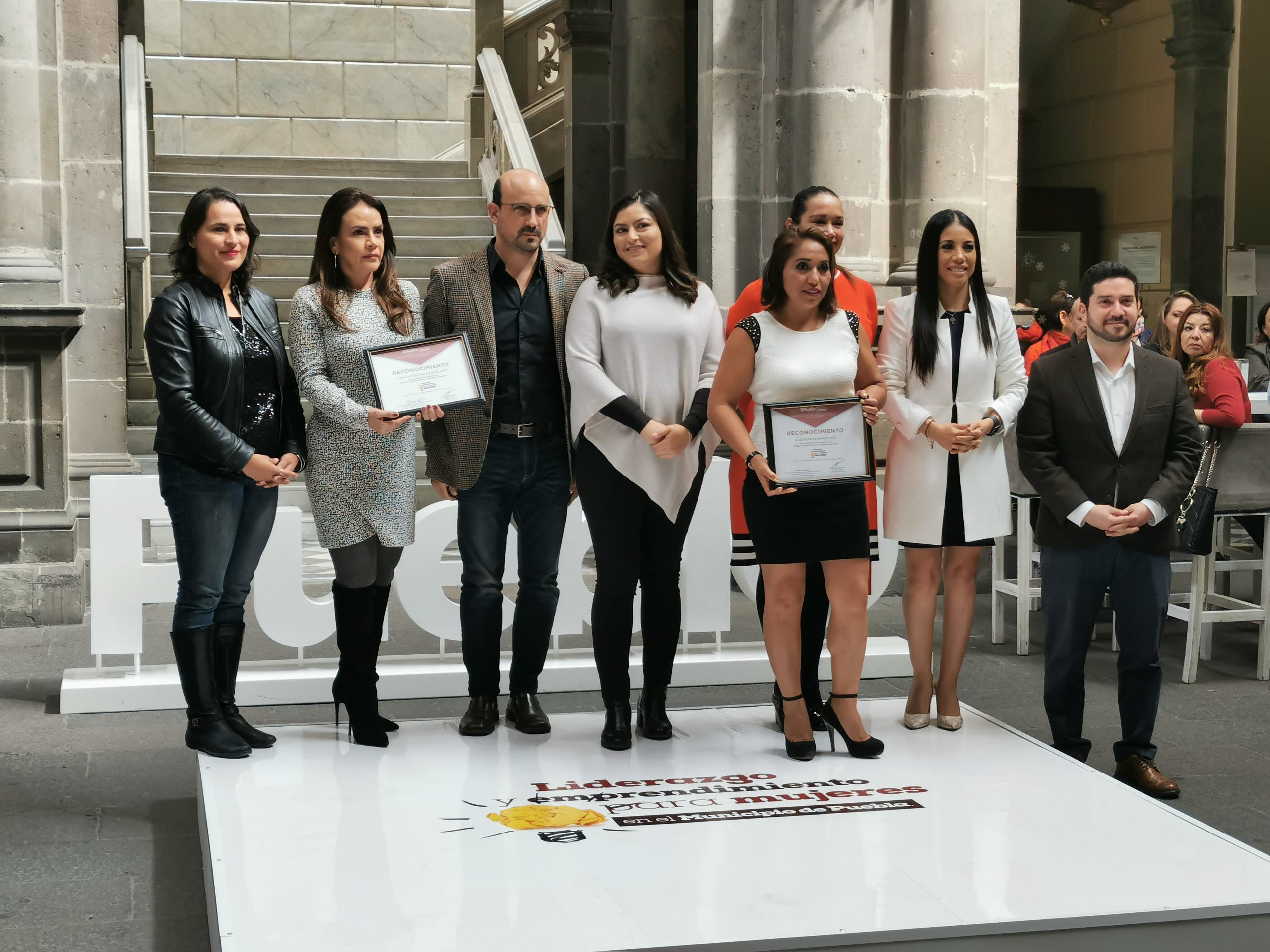IMPULSAN TALENTO EMPRENDEDOR CON PROGRAMAS MUNICIPALES