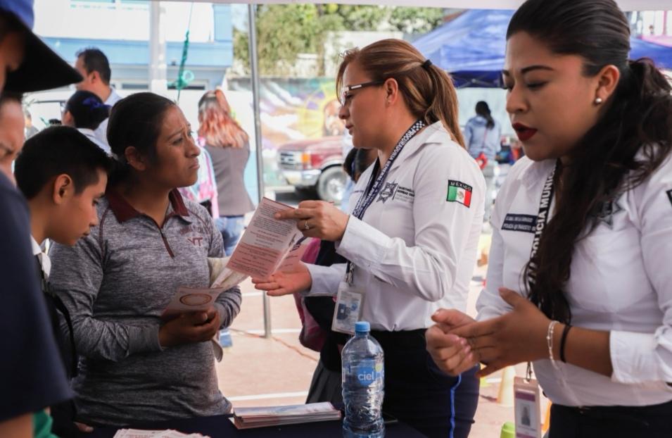 REALIZÓ GRUCOPA JORNADA DE PROXIMIDAD SOCIAL EN SAN SEBASTIÁN DE APARICIO