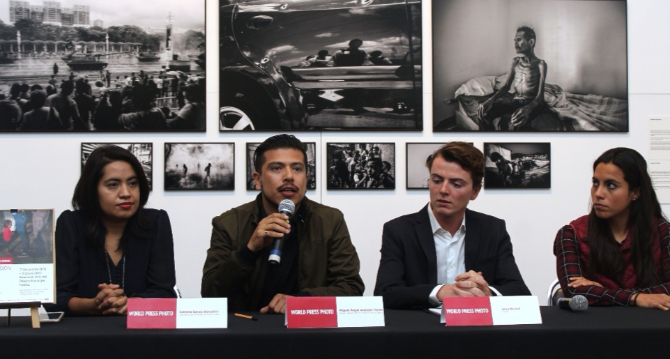 LLEGA LA EXPOSICIÓN WORLD PRESS PHOTO 2019 A LA GALERÍA DEL PALACIO MUNICIPAL