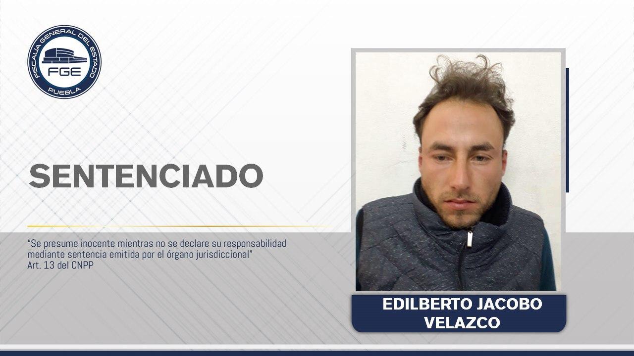 SENTENCIADO A 13 AÑOS DE CÁRCEL POR EL DELITO DE VIOLACIÓN