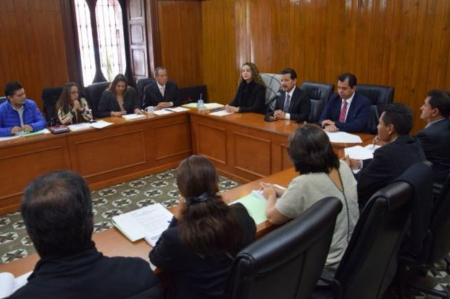 PRIORIZA CABILDO DE SAN PEDRO CHOLULA OBRAS PARA 2020