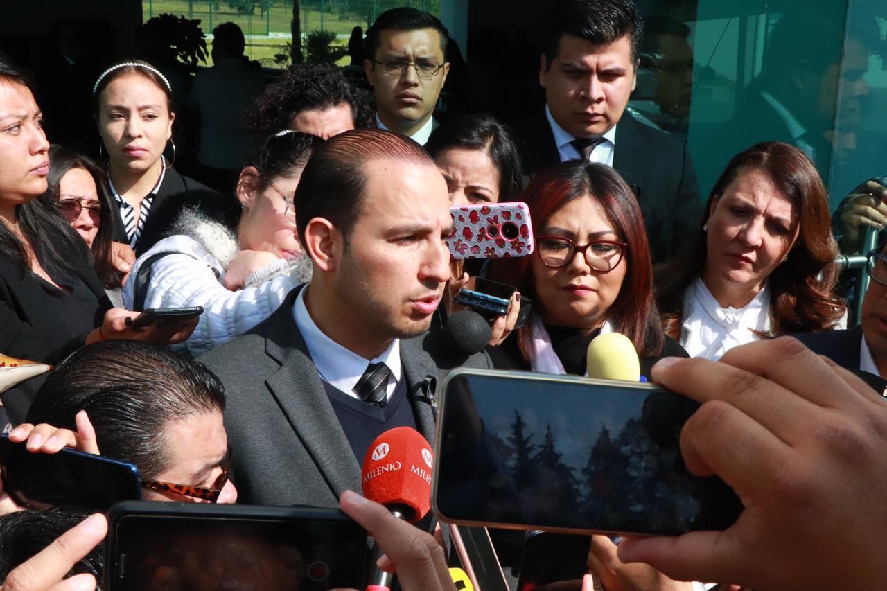RELATO INVEROSÍMIL, CONCLUSIÓN INACEPTABLE SOBRE LA CAÍDA DEL HELICÓPTERO EN PUEBLA: ACCIÓN NACIONAL