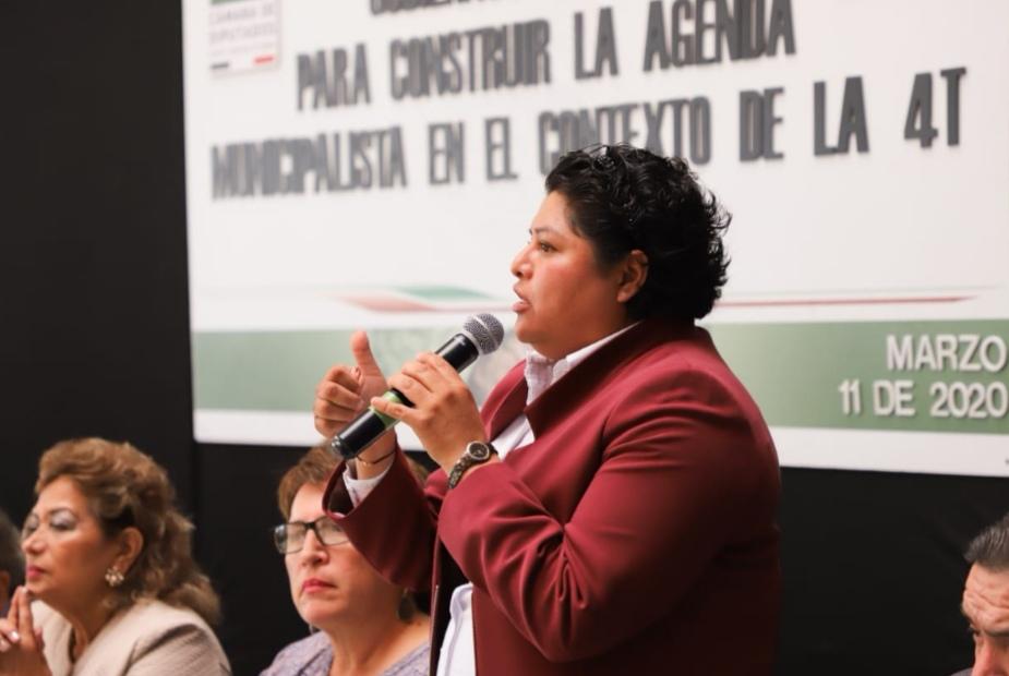 LO QUE CONVENCE A LA CIUDADANÍA SON NUESTRAS ACCIONES : KARINA PÉREZ POPOCA
