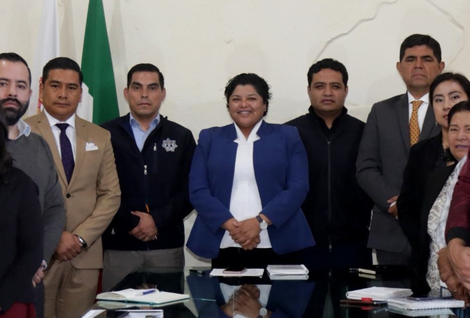 DESIGNA KARINA PÉREZ POPOCA A EDGAR  HERNÁNDEZ COMO TITULAR DE LA SECRETARÍA DE BIENESTAR