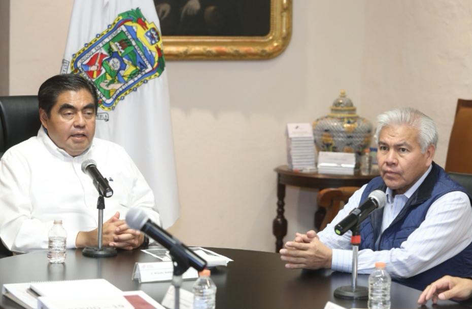 EXHORTA GOBERNADOR A EDILES A ADQUIRIR INSUMOS PARA ATENDER EL COVID-19