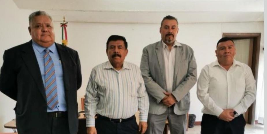 NOMBRAN NUEVO DIRECTOR DEL CERESO DE SAN PEDRO CHOLULA