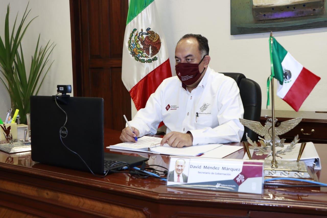 ATIENDE GOBIERNO DEL ESTADO A 124 INTERNOS CON COVID-19 EN EL CIEPA