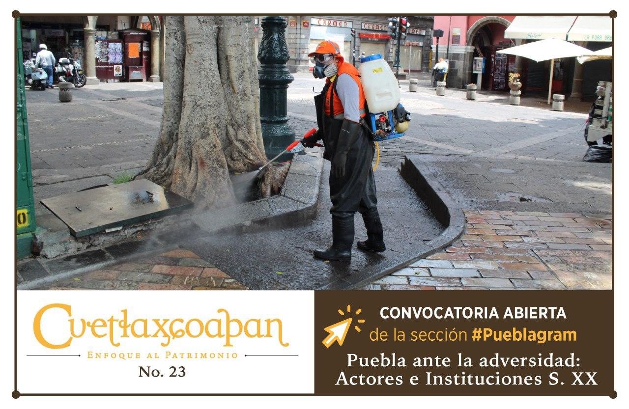 GOBIERNO DE LA CIUDAD LANZA CONVOCATORIA FOTOGRÁFICA PARA HOMENAJEAR LA FORTALEZA DE LAS Y LOS POBLANOS