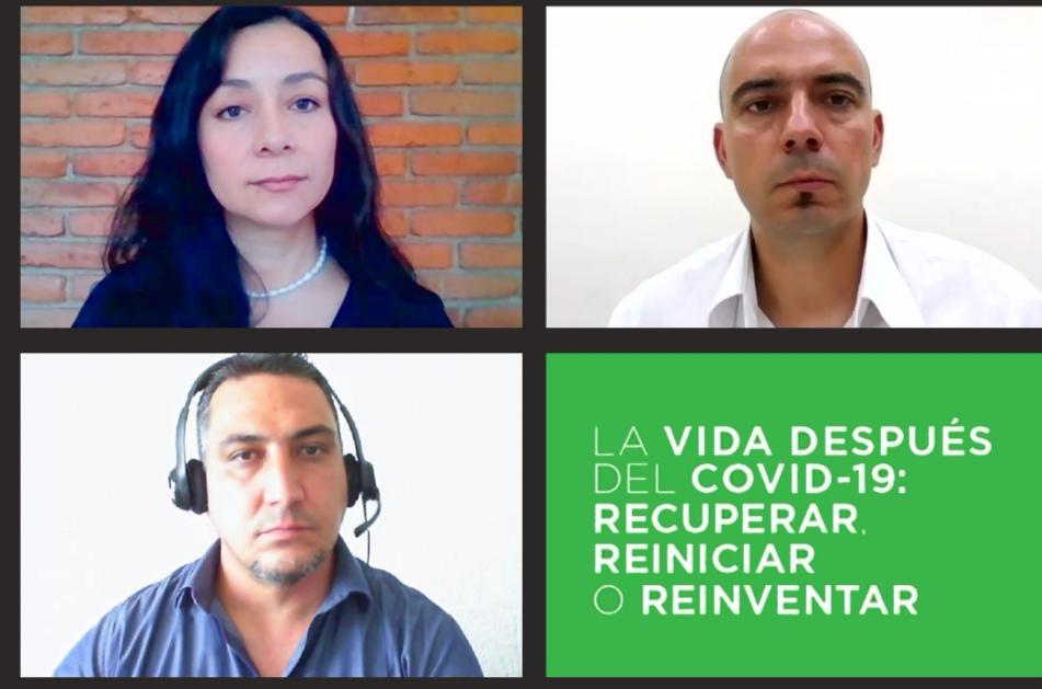 RECUPERAR , REINICIAR O REINVENTAR : LA VIDA DESPUÉS DEL COVID-19